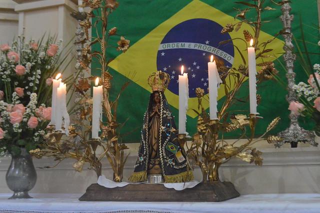 Festas Marianas Do Mês De Outubro Nossa Senhora Do: Festa De Nossa Senhora Aparecida Será Iniciada Em Mariana