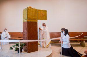 tríduo de páscoa paróquia de fátima